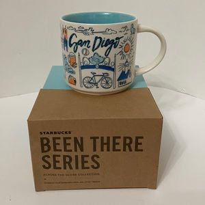 Starbucks San Diego Been There Mug - Version 1